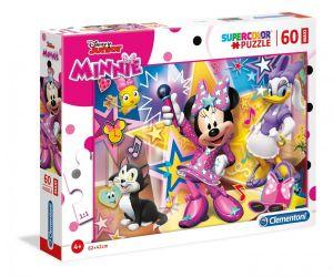 Puzzle Clementoni  MAXI  - 60 dílků  -  Minnie  26443