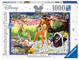 puzzle Ravensburger 1000 dílků - Bambi 196777