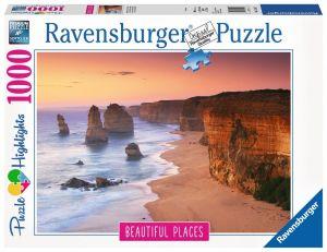 puzzle Ravensburger 1000 dílků - Cesta nad oceánem   Austrálie 151547