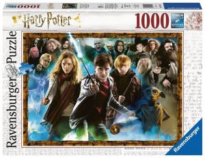 puzzle Ravensburger 1000 dílků - Harry Potter  151714