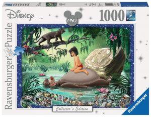 puzzle Ravensburger 1000 dílků - Kniha džunglí  197446