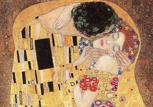 TREFL Puzzle 1000 dílků Klimt - Polibek 10559