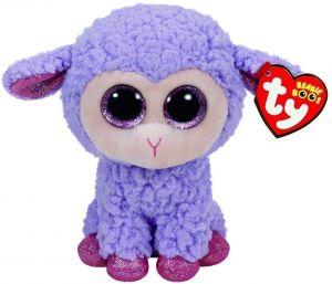 TY Beanie Boos - Lavender  - fialová  ovečka   37048  - 24 cm plyšák