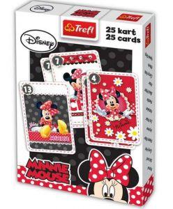 Minnie Mouse kartičky - karty Černý Petr - TREFL