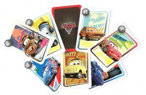 karty  Černý Petr - CARS - auta -  TREFL 8272