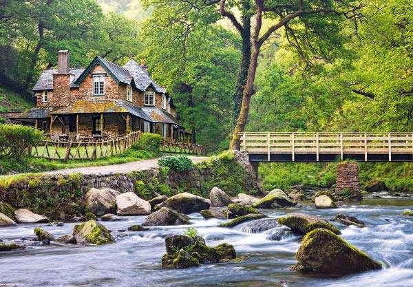 Castorland - Exmoor - national park - Puzzle 1000 dílků art. 102389