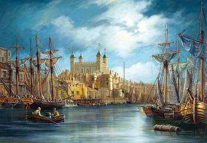 Castorland - Nový den v přístavu - Puzzle 3000 dílků  art. 300167