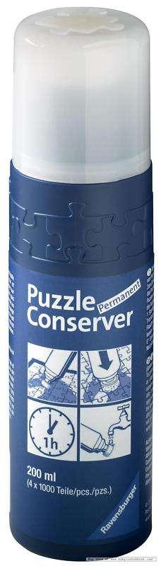 Lepidlo na puzzle Conserver - Pernament - Ravensburger
