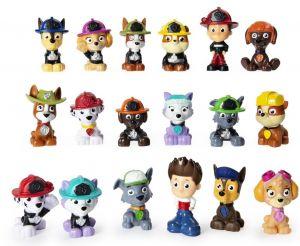 Spin Master - mini figurka 4 cm ( 1 série v krabičce ) Paw Patrol - Rocky