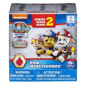 Spin Master - mini figurka 4 cm ( 2 série v krabičce ) Paw Patrol - Everest