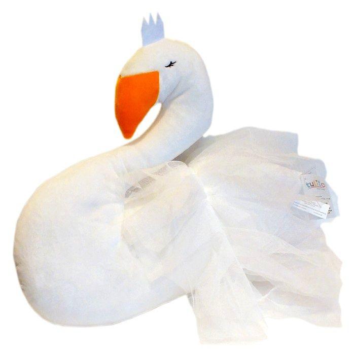 Axiom - bílá labuť Otýlie 48 cm