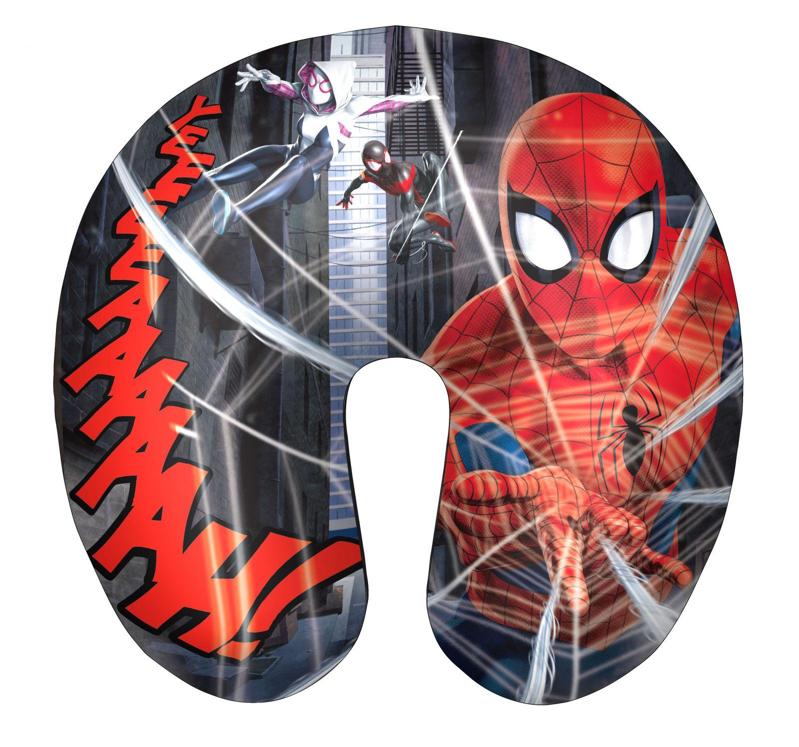DIAKAKIS - polštářek za krk - Spiderman