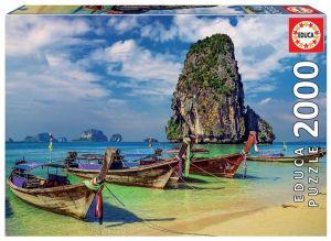 EDUCA Puzzle 2000 dílků   Krabi - Thajsko  18007
