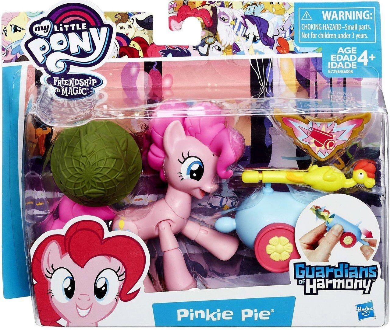 Hasbro - MLP - figurka GOH Pinkie Pie s kamarádem a doplňky