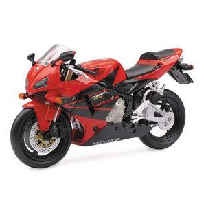 Maisto motorka na stojánku - Honda CBR 600RR 1:18 červená Miasto