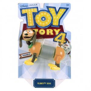 Mattel - figurka Toy Story - Jezevčík Slinky  ( Slinky Dog )