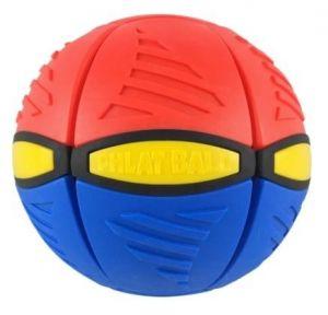 Phlat Ball  V3 Flash - LED se světlem - modro-červený