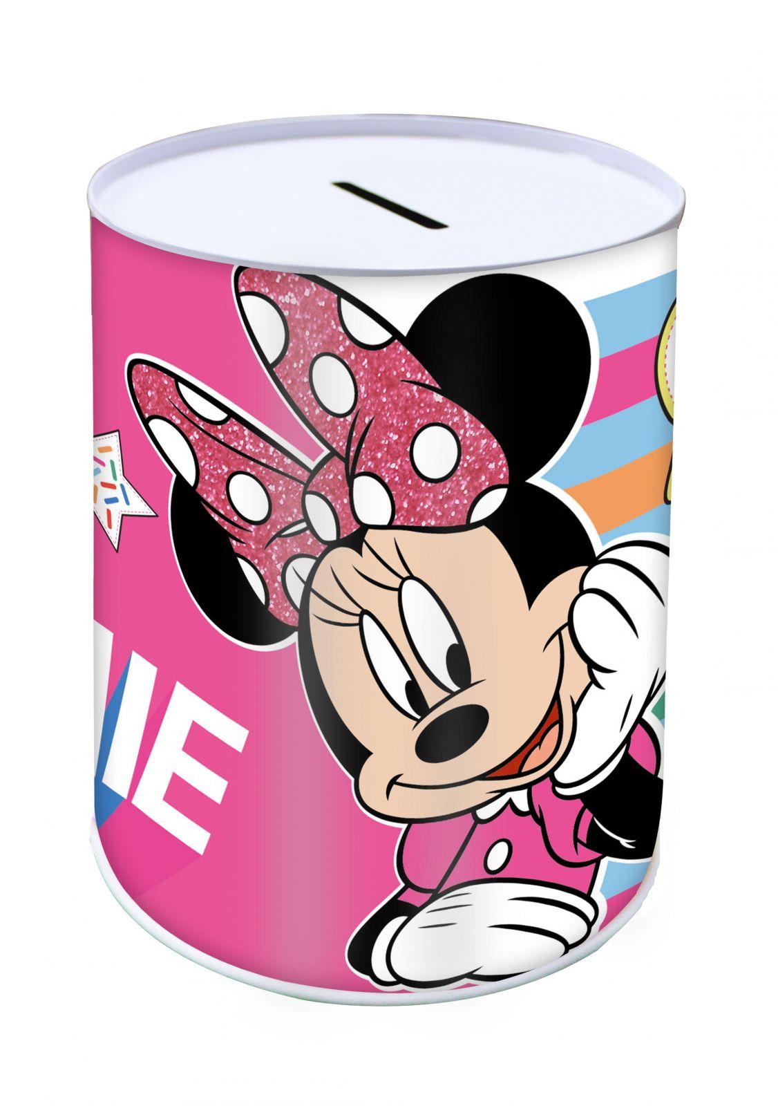 Pokladnička plechovka 10 x 15 cm - Minnie Mouse II Diakakis