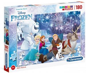 Puzzle Clementoni 180 dílků  - Frozen  29292