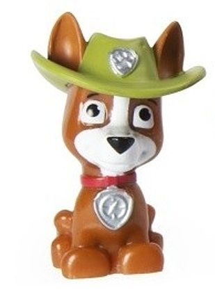 Spin Master - mini figurka 4 cm ( 1 série v krabičce ) Paw Patrol - Tracker
