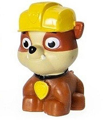 Spin Master - mini figurka 4 cm ( 1 série v krabičce ) Paw Patrol - Rubble