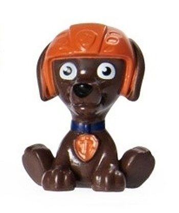 Spin Master - mini figurka 4 cm ( 1 série v krabičce ) Paw Patrol - Zuma