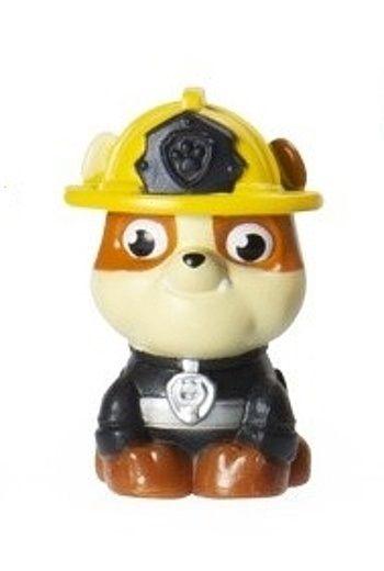 Spin Master - mini figurka 4 cm ( 2 série v krabičce ) Paw Patrol - Rubble
