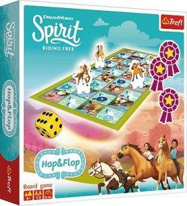 TREFL hra - Hop & Flop - Spirit - volnost nadevše  01746