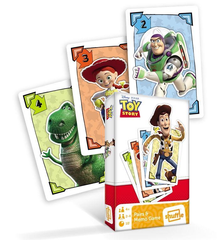 Cartamundi - karty Černý Petr - Toy Story 4