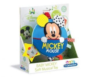 Clementoni - Hrací skříňka na pověšení - Mickey Mouse 17211