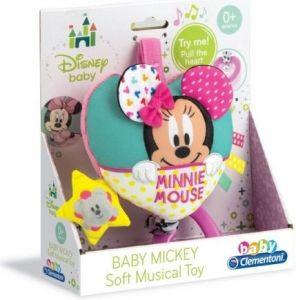 Clementoni - Hrací skříňka na pověšení - Minnie Mouse 17212