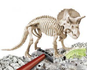 Clementoni zkameněliny - Triceratops  60892