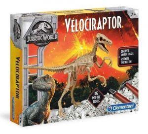 Clementoni zkameněliny -  Velociraptor  19063