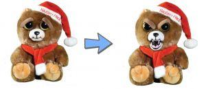 Feisty Pets  vánoční medvídek  - plyšový  20 cm