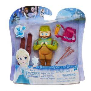 Hasbro - Figurka - Oaken na lyžích