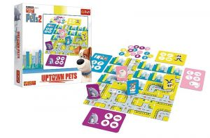 Hra Trefl - Tajný život mazlíčků 2 - Uptown Pets