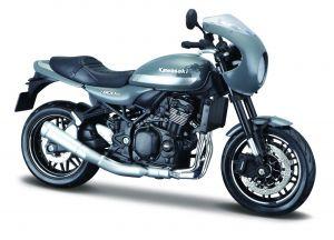 Maisto motorka 1:12 Kawasaki Z900RS  - šedá