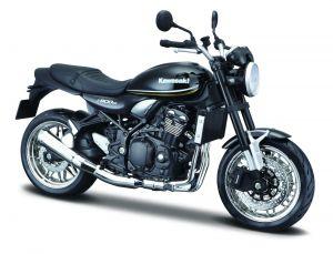 Maisto motorka 1:12 Kawasaki  Z900RS  - černá