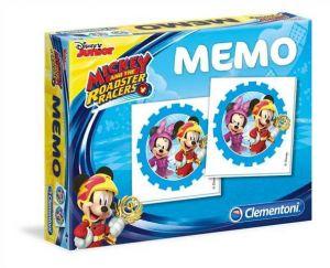 Pexeso ( Memo ) Clementoni   - Mickey Mouse - závodníci