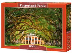 Puzzle Castorland  1000 dílků - Oak Alley Plantation 104383