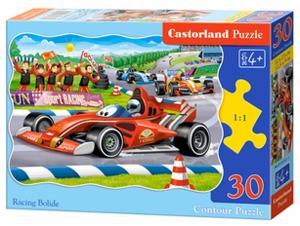 Puzzle Castorland  30 dílků - Formule na trati  03761