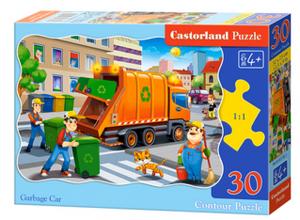 Puzzle Castorland  30 dílků - Popeláři   03778