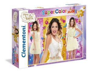 Puzzle Clementoni  104  dílků MAXI - Violetta  23675