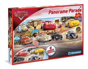 Puzzle Clementoni 250 dílků - Panorama -  CARS  29751