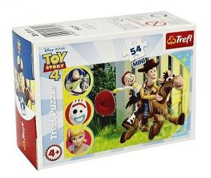 Puzzle mini 54 d - Trefl - Toy Story 4  19609