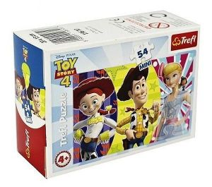 Puzzle mini 54 d - Trefl - Toy Story 4  19610