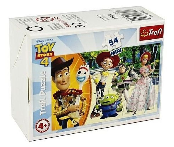 Puzzle mini 54 d - Trefl - Toy Story 4 19611