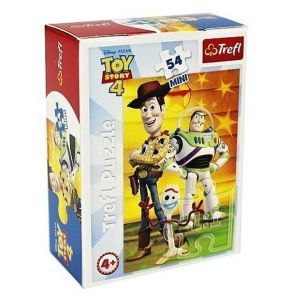 Puzzle mini 54 d - Trefl - Toy Story 4  19612