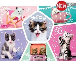TREFL Puzzle  260 dílků - Kočičí žertoviny   13247