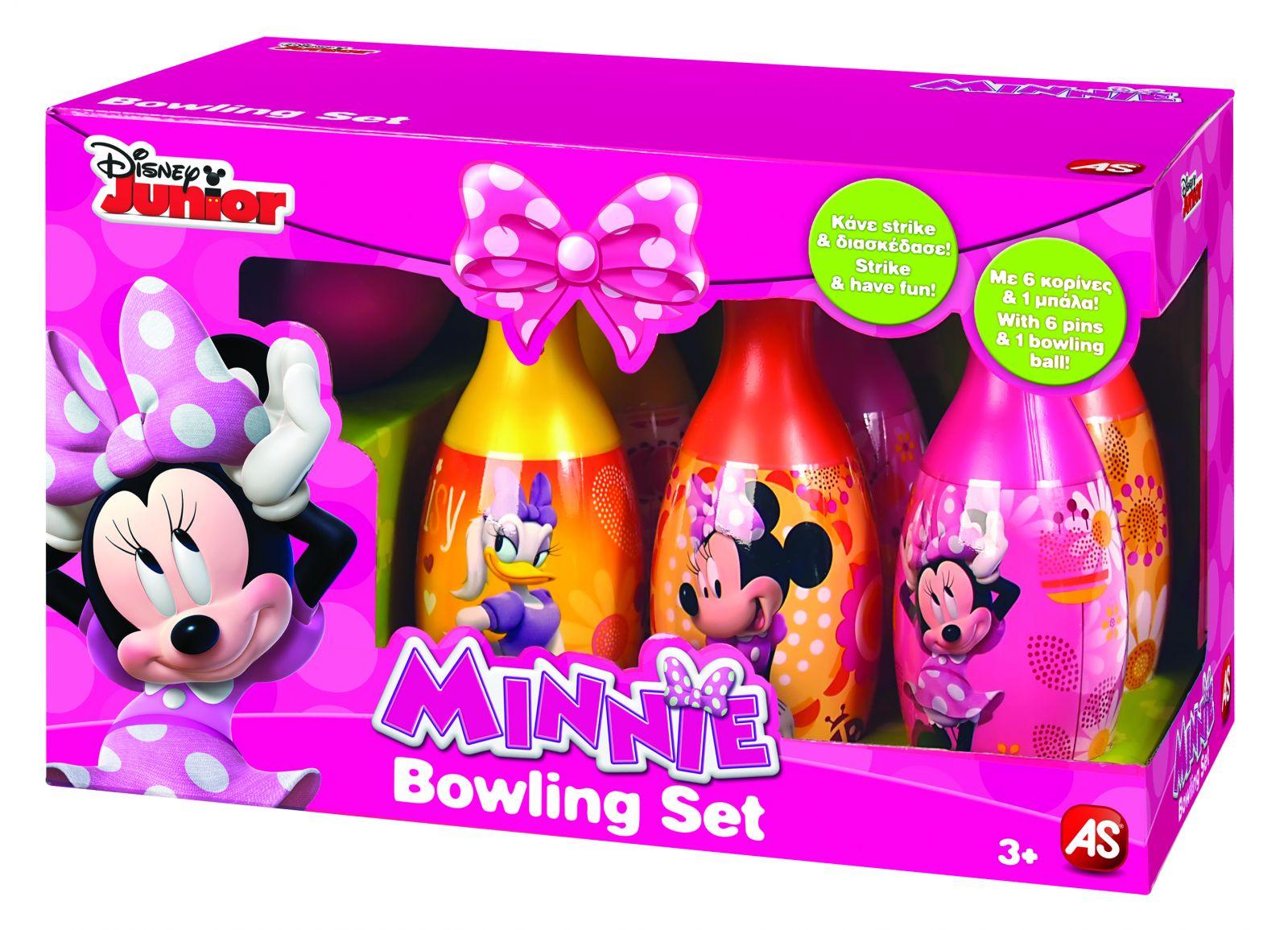 AS - Sada kuželek - Minnie Mouse AS Company